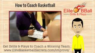 How To Coach Basketball