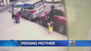 CBS2 Exclusive: Missing Mom Seen On Video