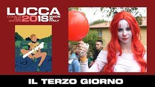 [Lucca Comics & Games] Il terzo giorno