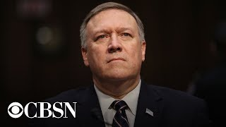 Watch Live: Secretary of State Mike Pompeo holds press conference today
