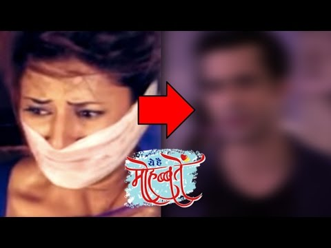 Yeh Hai Mohabbatein | 5th January 2017 | Ishita's KIDNAPPER Revealed