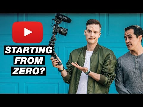 How to Start and Grow Your YouTube Channel from Zero — 7 Tips