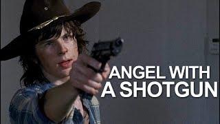 Angel With A Shotgun || Carl Grimes