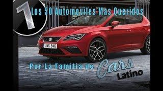 Los 50 Autos Mas Queridos Por CarsLatino (Parte 1) *CarsLatino*