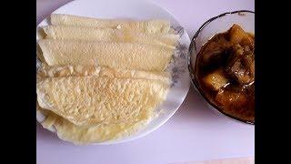 ডিমের পিঠা  রেসিপি || Kholaja pitha Recipe || খোলাজালি পিঠা রেসিপি || ঝটপট ডিম পিঠা