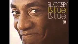Bill Cosby - Spanish Fly - it's true! it's true! - 1969 Comedy Album - closed captioned