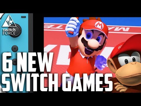 Xxx Mp4 ALL 6 NEW Switch Games Announced For 2018 FULL INFO RELEASE DATES 3gp Sex