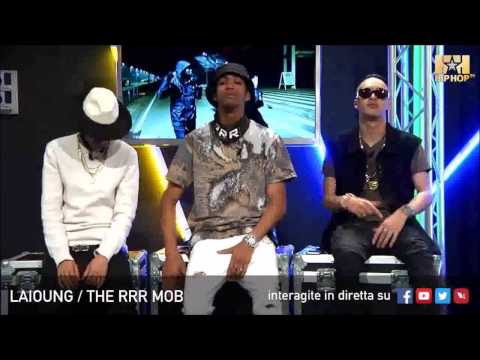 LAIOUNG ft. The RRR MOB in live a cappella....  INCREDIBILE