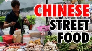 Chinese Street Food Vendor - Tasty Spicy Hot Pot!