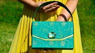 How To Make Fabulous Handbag Gift Wrapping