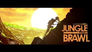 After Effects Animation   JUNGLE BRAWL - Episode 2
