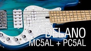 Delano MC5AL + PC5AL