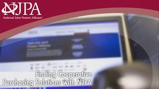 How to Find NJPA Vendors