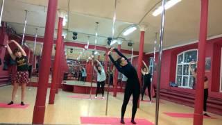 Exotic Pole Dance - Warm Up (Marsheva)