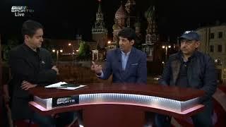 ياسر النهدي - التكتيك الجماعي والقوة الجسمانية سلاح المنتخب الروسي #المونديال