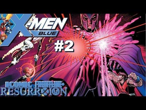 X-Men Blue #2: Master of Magnetism or Manipulation?