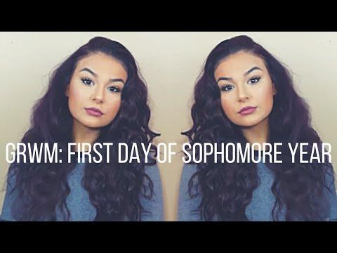 Xxx Mp4 GRWM First Day Of Sophomore Year ItsAsmaMousa 3gp Sex
