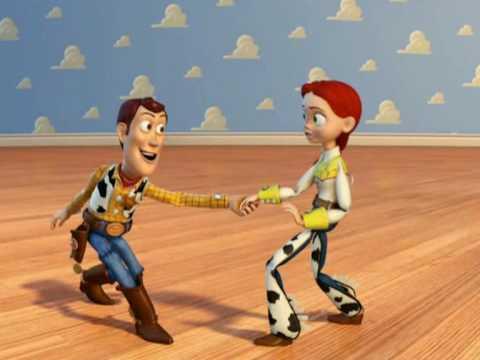 Disney Channel Czech Ident Toy Story 2