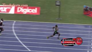 Christopher Taylor 10.44 at Camperdown Classic