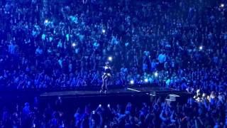 Nicki Minaj Performing at #TidalX1015 Part One