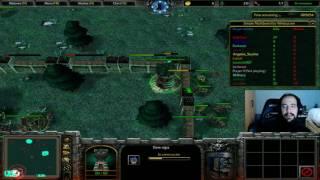WARCRAFT III: The Frozen Throne | VIENEN LOS ZOMBIES! - INFECTION ATTACK -Gameplay Español