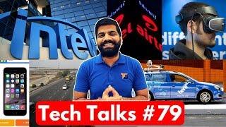 Tech Talks #79 - iPhone 6 for 9990, Airtel Free 3GB, West Bengal Free WiFi, Zenfone AR, Lenovo VR