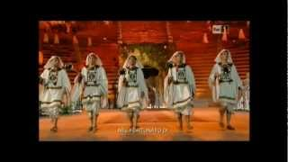 AIDA:marcia trionfale - Arena Verona 07 06 2012