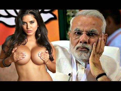 Sunny Leone Beats PM Narendra Modi