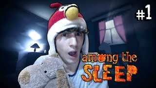 IL MOSTRO NELL'ARMADIO...ESISTE!! - Among The Sleep - #1