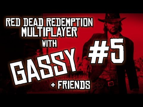 Red Dead Redemption Poker N Stuff w Gassy Diction & Chilled 5