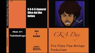 CKA Day CoryxKenshin Mixtape | Fire Flame Flow Mixtape Production