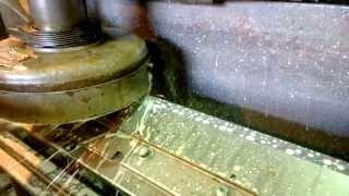 Grinding Paper blade cutter