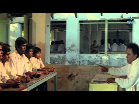 Rajavin Paarvayile Movie - Vadivelu Comedy Scene in School