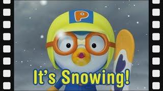 Pororo mini movie | #39 It's snowing (30min) | Kids movie | Animated Short