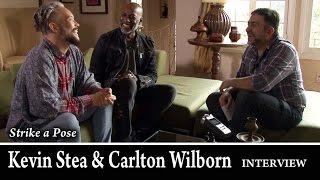 Strike A Pose - Madonna Dancers: Kevin Stea, Carlton Wilborn Part 1 of 2