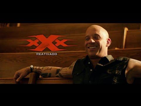 Xxx Mp4 XXx Reativado Trailer 2 DUB ParamountBrasil 3gp Sex