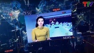 (TTV) Bản tin thời sự trưa ngày 01/11/2017