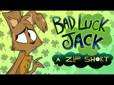 ZooPhobia Bad Luck Jack Short