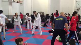 World Taekwondo Junior Championship 2018. UKR