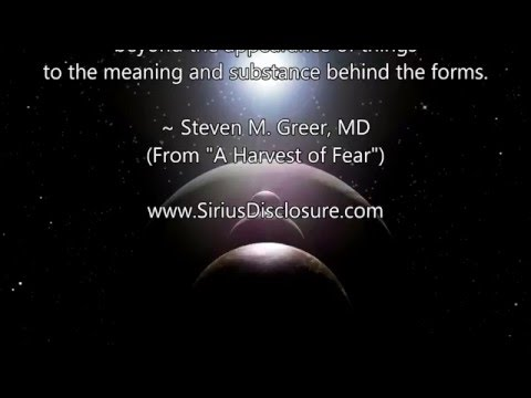 Dr. Steven Greer - The Pursuit of Truth