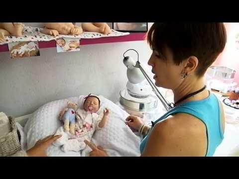 Noveleros - reportaje de Yeray Sosa - Bebés Reborn hechos en Canarias