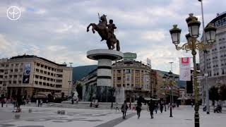 Macedonia in 60 Seconds