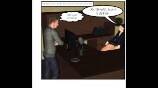 page 1 et 2 bande dessinées érotique