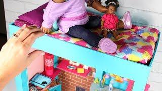 DIY American Girl Bed