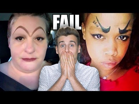 Eyebrow Fails You Can't Unsee