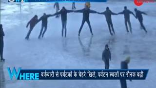 5W1H: Heavy snowfall in Northern Indian states continues