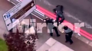 Cảnh sát London bắn kẻ khủng bố giết quân nhân Anh