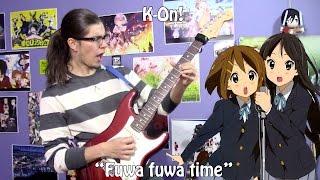 K-On! - Fuwa Fuwa Time【Band Cover】