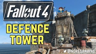 Fallout 4 - Defence Tower