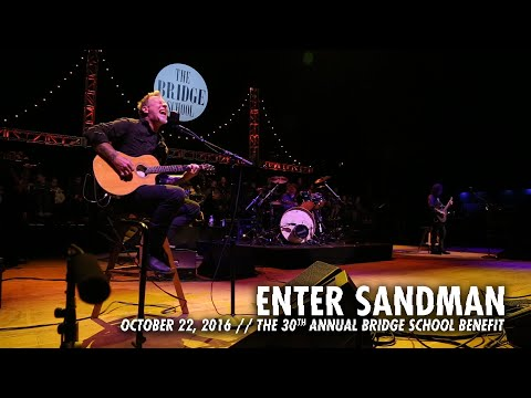 Download Metallica: Enter Sandman (MetOnTour - Bridge School Benefit - 2016)
